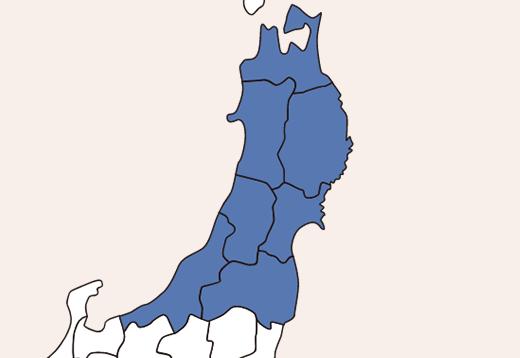 東北電力エリア